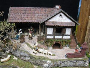 Heimatliche Krippen